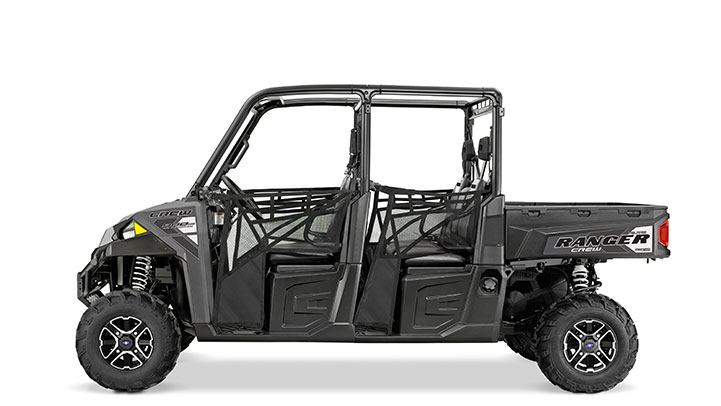 2016 Polaris Ranger Crew XP 900-6 EPS in Chicora, Pennsylvania