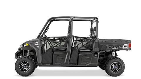 2016 Polaris Ranger Crew XP 900-6 EPS in Livingston, Texas