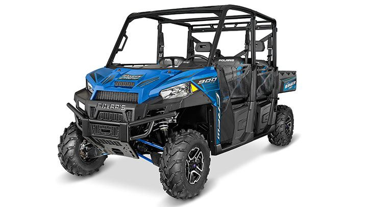 2016 Polaris Ranger Crew XP 900-6 EPS for sale 3715