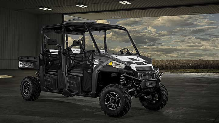 2016 Polaris Ranger Crew XP 900-6 EPS in Shawano, Wisconsin