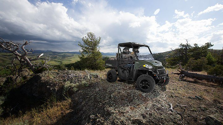 2016 Polaris Ranger ETX in Woodstock, Illinois