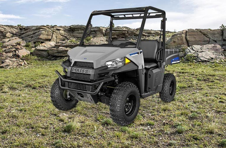2016 Polaris Ranger EV in Shawano, Wisconsin