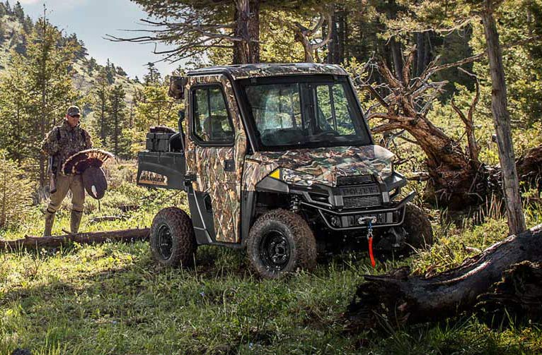 2016 Polaris Ranger EV in Lake Mills, Iowa - Photo 3