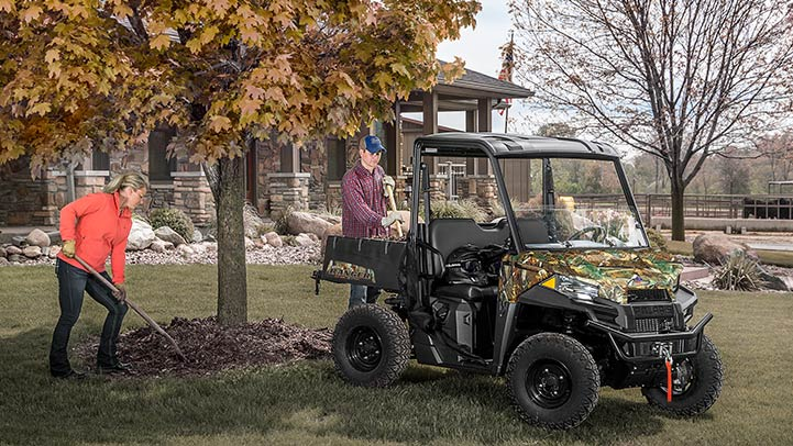 2016 Polaris RANGER EV Li-Ion in Auburn, California