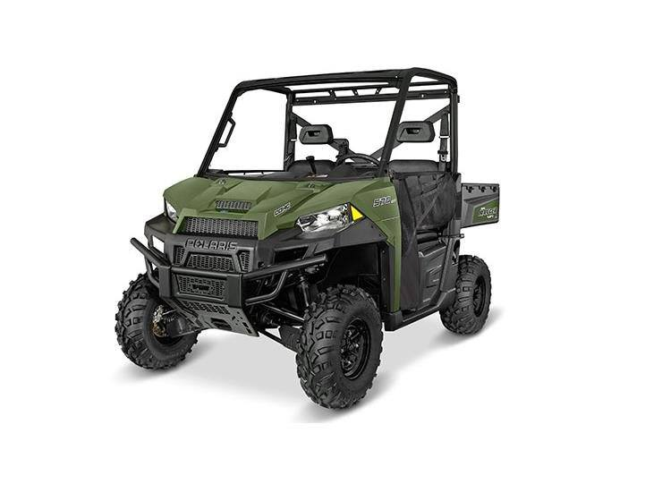 2016 Polaris Ranger XP 570 in Pikeville, Kentucky - Photo 1
