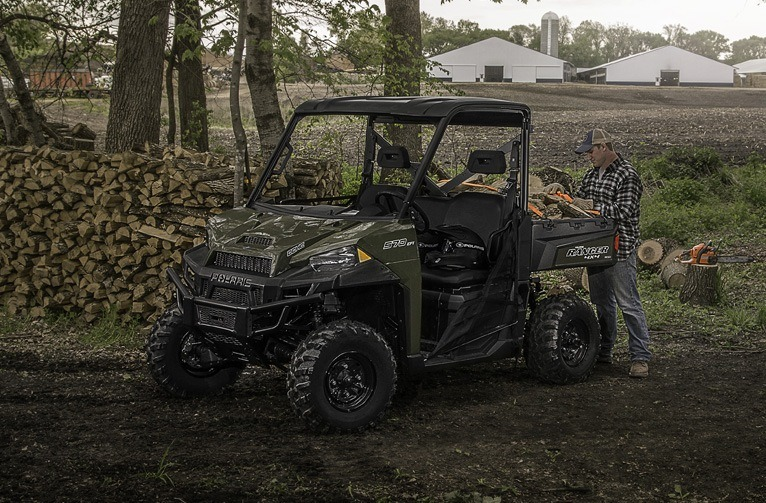 2016 Polaris Ranger XP 570 in Lake Mills, Iowa - Photo 7