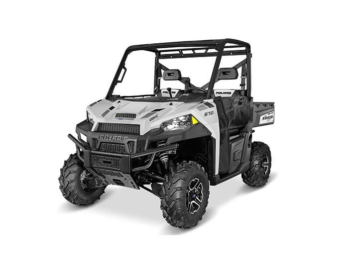 2016 Polaris Ranger XP 570 EPS 1