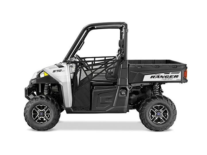 2016 Polaris Ranger XP 570 EPS in Lake Mills, Iowa - Photo 2