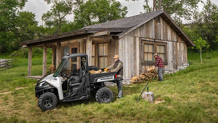 2016 Polaris Ranger XP 570 EPS 4
