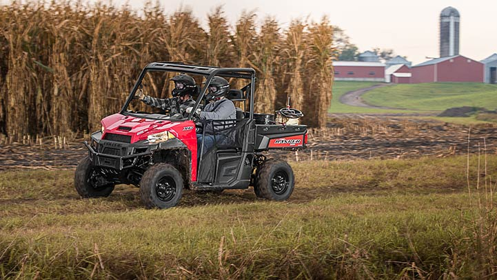 2016 Polaris Ranger XP 900 in Shawano, Wisconsin