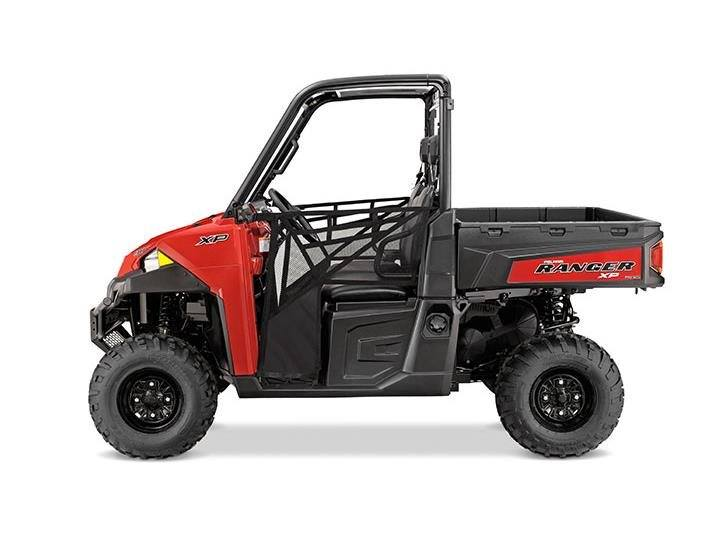 2016 Polaris Ranger XP 900 in Saint Clairsville, Ohio