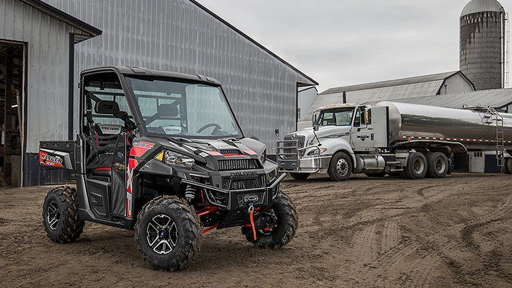 2016 Polaris Ranger XP 900 EPS in Claysville, Pennsylvania - Photo 3