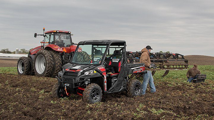 2016 Polaris Ranger XP 900 EPS in Claysville, Pennsylvania - Photo 5