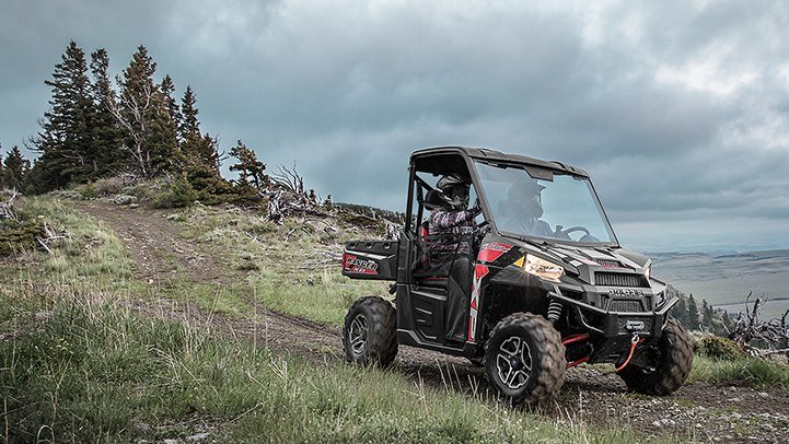 2016 Polaris Ranger XP 900 EPS in Claysville, Pennsylvania - Photo 7