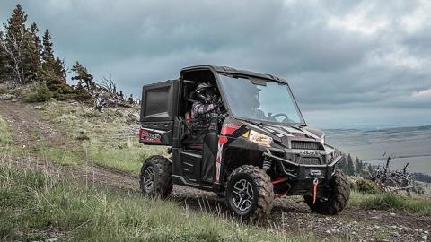 2016 Polaris Ranger XP 900 EPS in Claysville, Pennsylvania - Photo 11