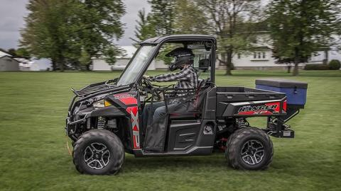 2016 Polaris Ranger XP 900 EPS in Newport, New York