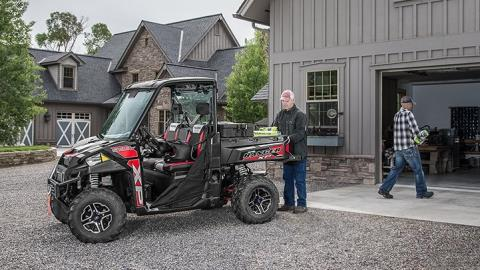 2016 Polaris Ranger XP 900 EPS in Harrison, Arkansas