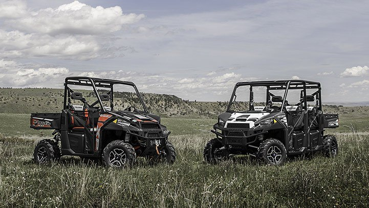 2016 Polaris Ranger XP 900 EPS in Jackson, Minnesota