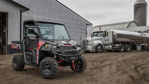 2016 Polaris Ranger XP 900 EPS in Saint Clairsville, Ohio