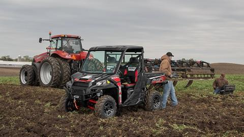 2016 Polaris Ranger XP 900 EPS in Lake Mills, Iowa - Photo 5