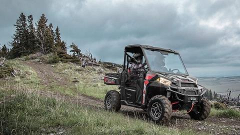 2016 Polaris Ranger XP 900 EPS in Lake Mills, Iowa - Photo 7