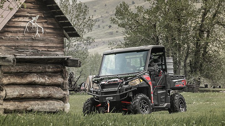 2016 Polaris Ranger XP 900 EPS in Lake Mills, Iowa - Photo 10