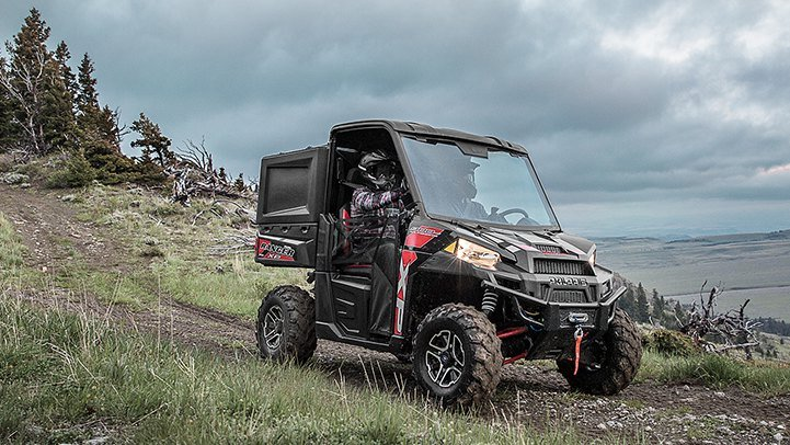 2016 Polaris Ranger XP 900 EPS in Greer, South Carolina