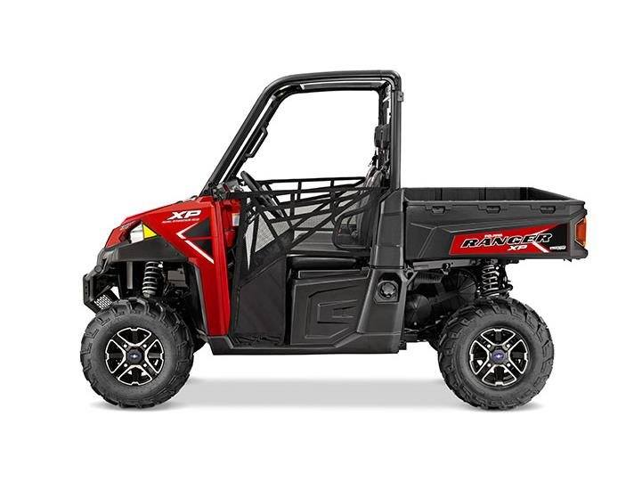 2016 Polaris Ranger XP 900 EPS in Lake Mills, Iowa - Photo 2