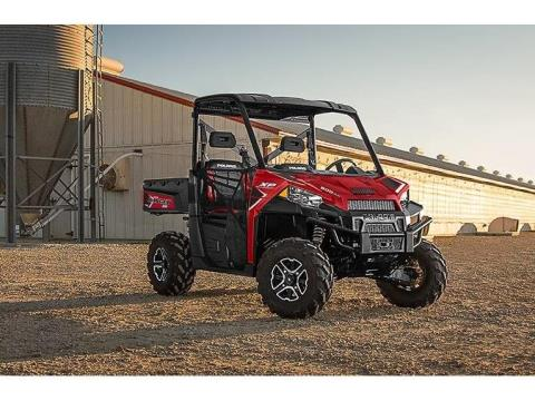 2016 Polaris Ranger XP 900 EPS in Lake Mills, Iowa - Photo 13