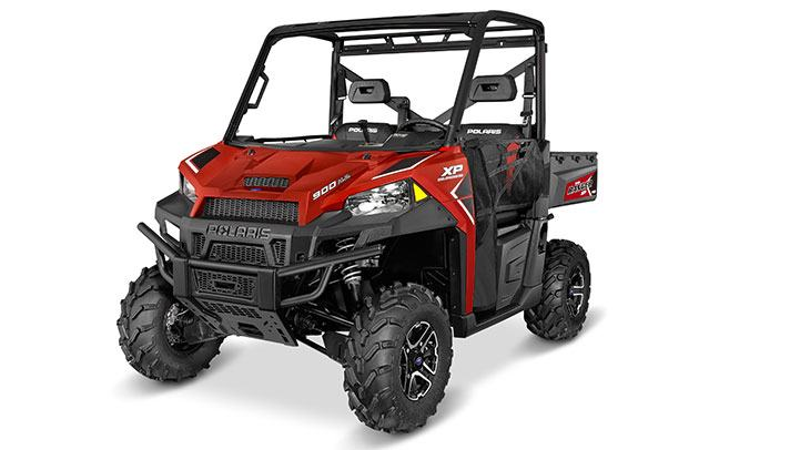 2016 Polaris Ranger XP 900 EPS in Shawano, Wisconsin