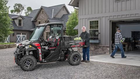 2016 Polaris Ranger XP 900 EPS in Algona, Iowa