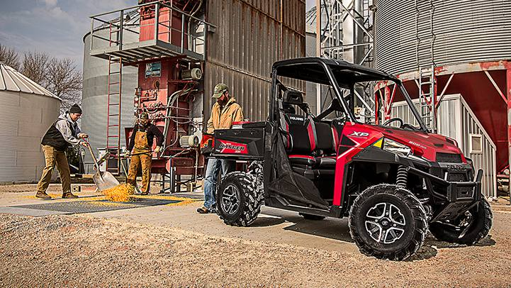 2016 Polaris Ranger XP 900 EPS in Kirksville, Missouri - Photo 11