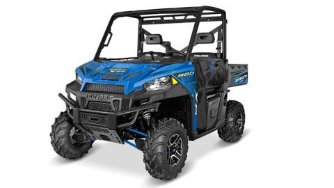 2016 Polaris Ranger XP 900 EPS in Three Lakes, Wisconsin