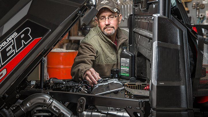 2016 Polaris Ranger XP 900 EPS in Tyrone, Pennsylvania