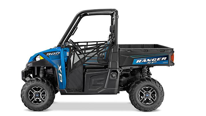 2016 Polaris Ranger XP 900 EPS in San Diego, California