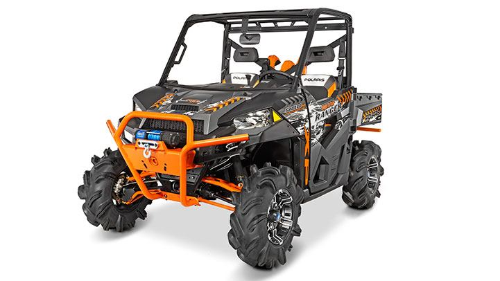 2016 Polaris Ranger XP 900 EPS High Lifter Edition 1