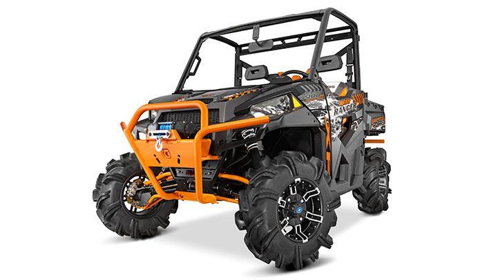 2016 Polaris Ranger XP 900 EPS High Lifter Edition 4