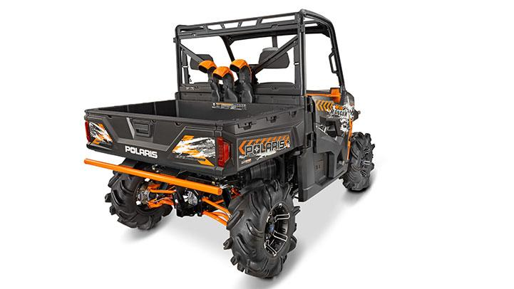 2016 Polaris Ranger XP 900 EPS High Lifter Edition 3