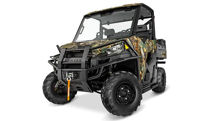 2016 Polaris Ranger XP 900 EPS Hunter Deluxe Edition in Elkhart, Indiana