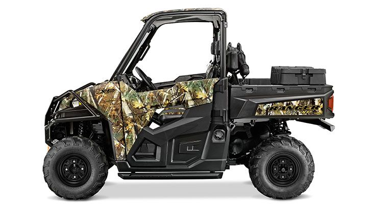 2016 Polaris Ranger XP 900 EPS Hunter Deluxe Edition in Albemarle, North Carolina