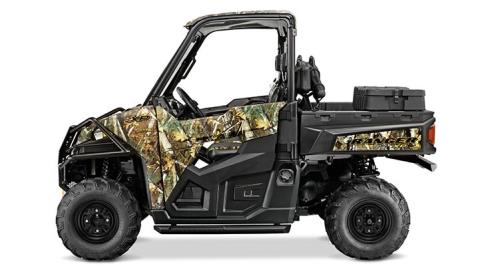 2016 Polaris Ranger XP 900 EPS Hunter Deluxe Edition in Columbia, South Carolina
