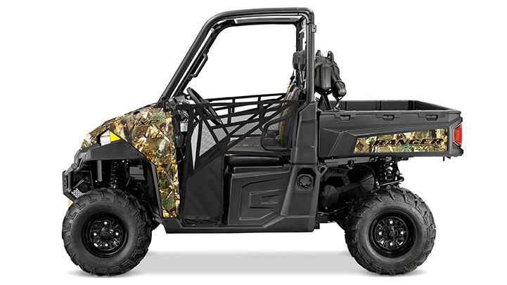 2016 Polaris Ranger XP 900 EPS Hunter Edition in Lake Mills, Iowa - Photo 2