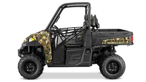 2016 Polaris Ranger XP 900 EPS Hunter Edition in Lake Mills, Iowa