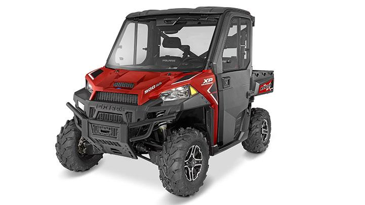 2016 Polaris Ranger XP 900 EPS NorthStar Edition in Woodstock, Illinois