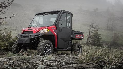 2016 Polaris Ranger XP 900 EPS NorthStar Edition in Ferrisburg, Vermont