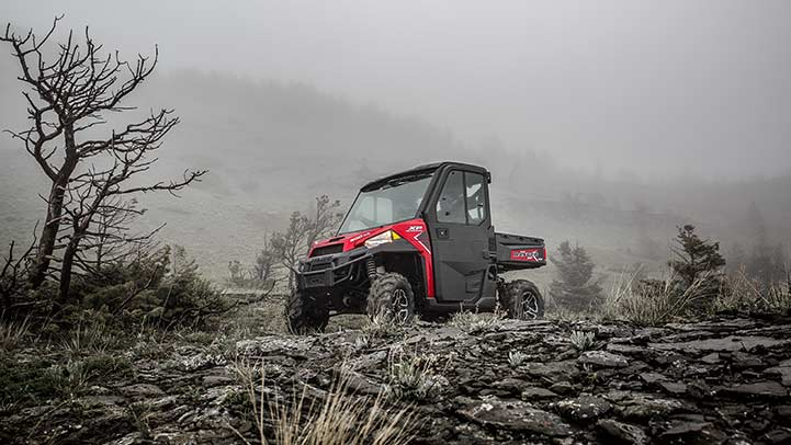 2016 Polaris Ranger XP 900 EPS NorthStar Edition in Dillon, Montana