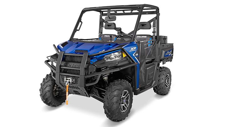 2016 Polaris Ranger XP 900 EPS Trail Edition in Greer, South Carolina