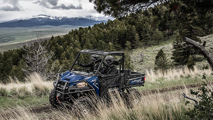 2016 Polaris Ranger XP 900 EPS Trail Edition in Hermitage, Pennsylvania