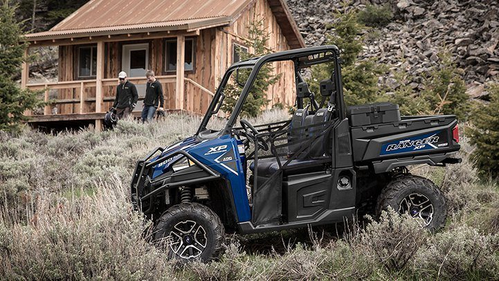 2016 Polaris Ranger XP 900 EPS Trail Edition in Elkhart, Indiana
