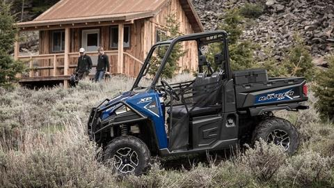 2016 Polaris Ranger XP 900 EPS Trail Edition in Prosperity, Pennsylvania